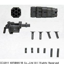 M.S.G モデリングサポートグッズ ウェポンユニット MW-22 ロケットランチャー&リボルバーランチャー