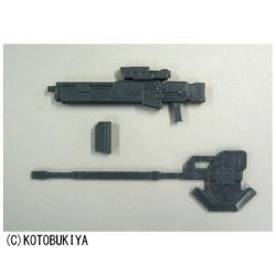 ウェポンユニット MW-05R バトルアックス・ロングライフル リニューアル版