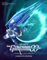 [使用]機動戰士劇場版機動戰士高達00 -A覺醒的Trailblazer-完全版限量版[藍光]的