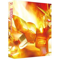 [使用] Gundam创战者三蓝光BOX 1高档版限量版[蓝光]