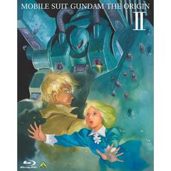 [Used] Mobile Suit Gundam THE ORIGIN II [Blu-ray]