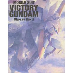 機動戦士Vガンダム Blu-ray Box II 期間限定生産 【ブルーレイ ソフト】   [ブルーレイ]