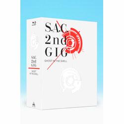攻殻機動隊 S.A.C. 2nd GIG Blu-ray Disc BOX:SPECIAL EDITION 特装限定版 【ブルーレイ ソフト】   [ブルーレイ]