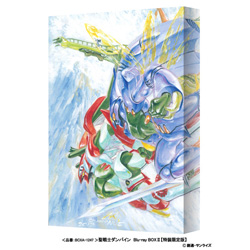 聖戦士ダンバイン Blu-ray BOX II 特装限定版 【ブルーレイ ソフト】   [ブルーレイ]