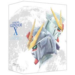 機動新世紀ガンダムX Blu-rayメモリアルボックス 期間限定生産 【ブルーレイ ソフト】   [Blu-ray Disc]