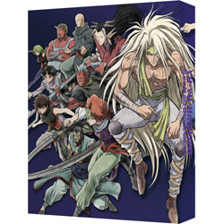 幽☆遊☆白書 25th Anniversary BOX 魔界編<最終巻> 特装限定版 BD