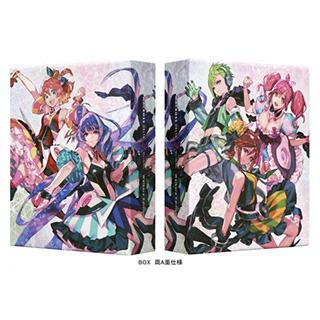 マクロスΔ Blu-ray Box Walkure Edition 特装限定版