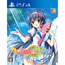 [Used] Karumaruka * Circle Normal Edition PS4]