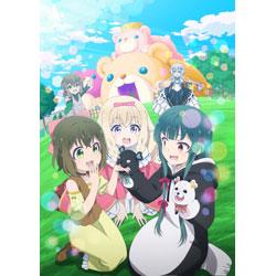 くまクマ熊ベアー 第1巻《通常版》 Blu-ray