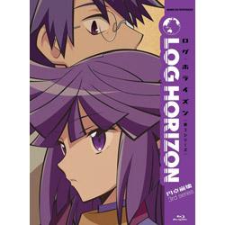 【店頭併売品】 ログ・ホライズン 円卓崩壊 Blu-ray BOX BD