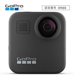 GoPro(ゴープロ) MAX(マックス) CHDHZ-201-FW 360度カメラ