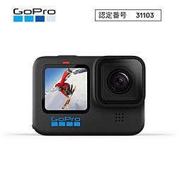 GoPro(ゴープロ) アクションカメラ GoPro(ゴープロ) HERO10 Black   CHDHX-101-FW [4K対応 /防水]