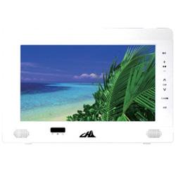 10V型 地上デジタル対応ポータブルテレビ ATV-1000HW ホワイト