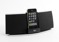 iPod dock搭載スピーカー iGroove SXT