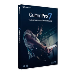 Arobas Music Guitar Pro 7 (タブ譜・スコア編集ソフト/Win・Mac版) ARGP70H111