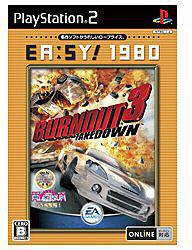 バーンアウト3 テイクダウン (EA:SY!1980)【PS2】