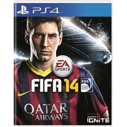[Used] FIFA 14 World Class Soccer [PS4]
