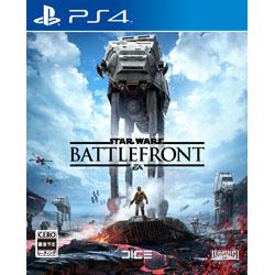 [Used] Star Wars: Battlefront (Star Wars Battlefront) [PS4]
