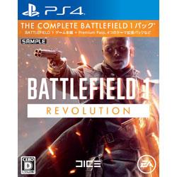 〔中古〕 バトルフィールド 1 Revolution Edition【PS4】