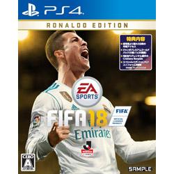 [使用] FIFA 18 RONALDO版[PS4]