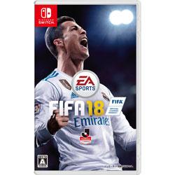 〔中古〕 FIFA 18【Switch】