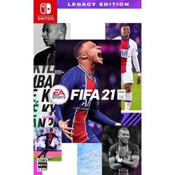 〔中古品〕 FIFA 21 LEGACY EDITION