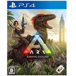 ARK: Survival Evolved (アーク:サバイバル エボルブド) 【PS4ゲームソフト】