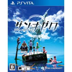 ザンキゼロ 【PS Vitaゲームソフト】