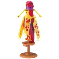 【在庫限り】 Zippi Pets 情熱の赤い鳥