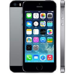 iPhone5s 32GB スペースグレイ ME335J/A au