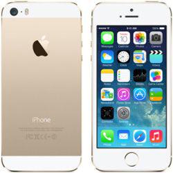 iPhone5s 32GB ゴールド ME337J/A au