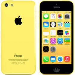 iPhone5c 16GB イエロー ME542J/A au