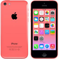 iPhone5c 16GB ピンク ME545J/A au