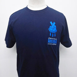 Tシャツ 紺