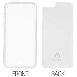 iPhone 6s Plus/6 Plus用 フルカバーケース TPU 無地 クリア OWL-CVIP6P06PL-CL