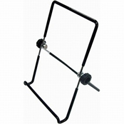 OWL-MATPS03(B) タブレット用[幅 150mm〜] タブレットスタンド (ブラック)
