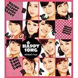 Berryz工房×℃-ute/超 HAPPY SONG 通常盤 【音楽CD】 [Berryz工房×℃-ute /CD]