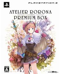 ロロナのアトリエ プレミアムBOX PS3