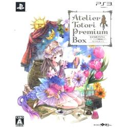 トトリのアトリエ プレミアムボックス 【PS3】