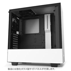 CA-H510B-W1 (ミドルタワーケース/ホワイト・ホワイト)