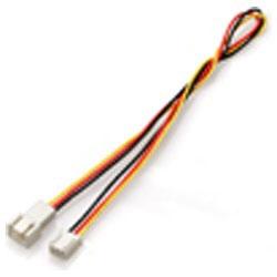 ファン用3ピン延長ケーブル 30cm GN-PW011F
