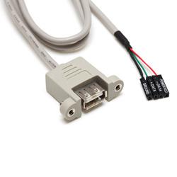 GN-US007A 内蔵USBケーブル