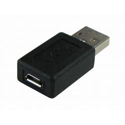 変換アダプター [USB A(オス)− micro B(メス)] GM-UH011