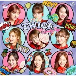 TWICE/Candy Pop 通常盤   [TWICE /CD]