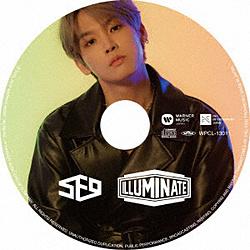 SF9エスエフナイン / ILLUMINATEIN SEONG / 完全生産限定ピクチャーレーベル盤 CD
