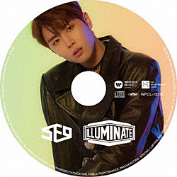 SF9エスエフナイン / ILLUMINATEJAE YOON / 完全生産限定ピクチャーレーベル盤 CD