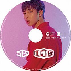 SF9エスエフナイン / ILLUMINATEDA WON / 完全生産限定ピクチャーレーベル盤 CD