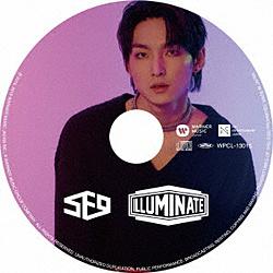 SF9エスエフナイン / ILLUMINATEZU HO / 完全生産限定ピクチャーレーベル盤 CD
