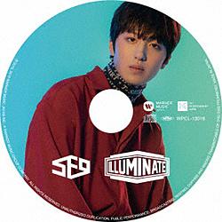 SF9エスエフナイン / ILLUMINATECHA NI / 完全生産限定ピクチャーレーベル盤 CD