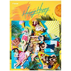TWICE/ HAPPY HAPPY 初回限定盤A CD